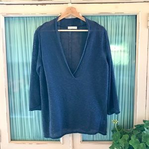 Coldwater Creek | Open Knit Sweater